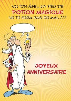 Joyeux anniversaire humour homme - Pinterest - France