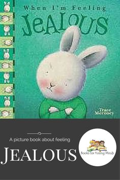 When I'm Feeling Jealous - available from Books for Young Minds AUD $12.95. Feeling jealous can sometimes make you do silly things. But always remember that everyone is special - and that means you too!  Each of the books in this series has been carefully designed to help children better understand their feelings, and in doing so, gain greater autonomy over their lives.