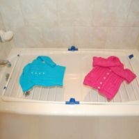 Bathtub Drying Rack