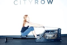 """This is the """"Proper Stroke"""" http://www.thecoveteur.com/rowing-workout-cityrow/"""