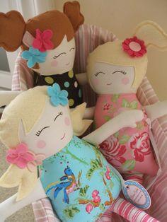 Pretty girl dolls