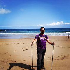 Primera línea de playa #caminodesantiago #caminodelnorte #rutadelacosta