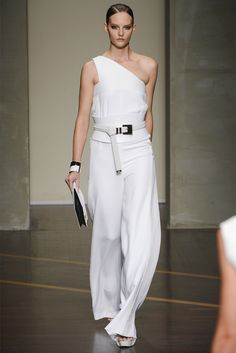 Gianfranco Ferré - Spring Summer 2013 Ready-To-Wear - Shows - Vogue.it