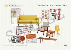 Want some tips to add a touch of vintage to your home? Check out our new Vintage Modern Style Builder - a practical 'how to' guide for decorating in vintage style. Only $4.99! http://www.stylemyinterior.com/styleguides/style.aspx?id=1