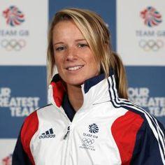 Hannah Mills (Cert 2012), Silver medallist, Women's 470 Class sailing, London 2012 Olympic Games.