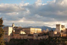The Alhambra, Granada Spain