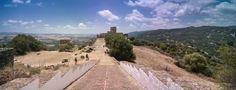 Francisco Reina || Castillo de Jimena de la Frontera (Cádiz, España) || © Jesús Granada