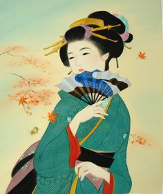UKIYO - E......BY KISYO TSUKUDA.....PARTAGE OF JAPANESE ART......ON FACEBOOK.....
