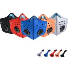 Cycling Face Mask Anti Dust Half Face Masks