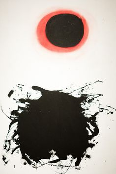 Penumbra by ADOLPH GOTTLIEB | 출처: ginjer