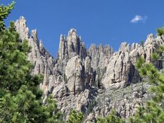 Needles & Custard State Park. -South Dakota. Been there, done that!