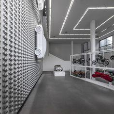 Gallery - Audi design wall at the Pinakothek der Moderne - 5