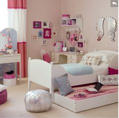 Small Bedroom Design For Teenage Room small room ideas for girls with cute color cool design interior