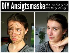 A Sea of Inspiration: DIY ansigtsmaske med grøn te og honning