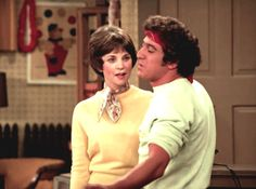 Carmine and I are completely unequipped to deal with adorahot of this magnitude. Cindy Williams, Laverne & Shirley, Moving To California, Jimmy Page, Gay Couple, Childhood Memories, Favorite Tv Shows, Couple Photos, Couples