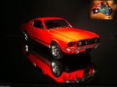 Ford Mustang GT 1967 #Muscle CAR #Drift Race #Eleanor #Drag # V8  #Classic  #Pony   eBay #www.diecastgarage... #diecast #car #die-cast #model #toy #collection #collector # 1:18 1:24 1:43 1:64