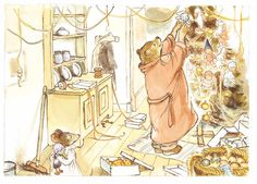 10 unforgettable pairs in picture books Ernest and Celestine by Gabrielle Vincent