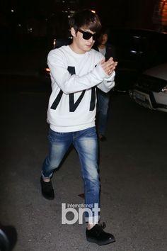 [PRESS PICS] 150306 Kim Jaejoong at Spy's Wrap Up party