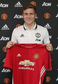 7b6f3531eaa Manchester United have announced the signing of Victor Lindelof United We  Stand, Manchester United Football