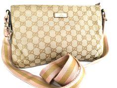 Gucci crossbody bag #gucci #fashion #guccihandbags #guccibag #guccihandbags2018 #guccioutfits #guccigang #guccigucci Gucci Gang, Gucci Crossbody Bag, Gucci Handbags, Louis Vuitton Damier, Beige, Pattern, Stuff To Buy, Women, Fashion