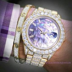 In some cases part of that image is the quantity of money you invested to use a watch with a name like Rolex on it; it is no secret how much watches like that can cost. Elegant Watches, Beautiful Watches, Cool Watches, Watches For Men, Swiss Army Watches, Expensive Watches, Seiko Watches, Luxury Watches, Quartz Watch