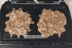 Протеиновые ПП-вафли в мультипекаре Redmond