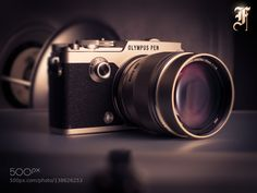 Olympus PEN-F by Kar