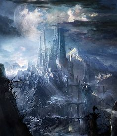 Fantasy Earth. This reminds me of the City of Quoph.