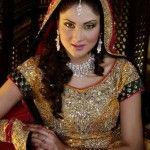 Bridal Lehenga and Wedding Dresses 2014