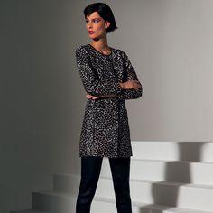 Manteau Scarlett - Noir - Un Jour Ailleurs