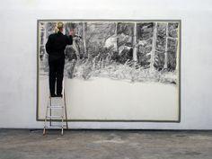 renie spoelstra - Google zoeken The Originals, Charcoal Drawings, Google, Nature, Art, Beauty, Kunst, Art Background, Naturaleza