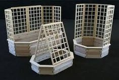 Image result for how to build a strawberry tower wood