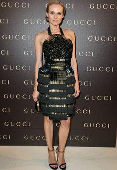 Diane Kruger in Gucci