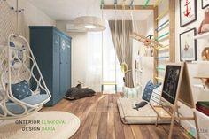 Дизайн детской комнаты: