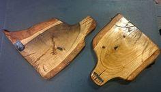 Taglieri in legno rustici (Quercia)