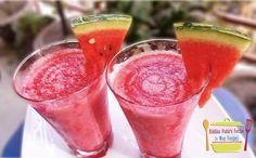 Yummy Watermelon Lassi !!!