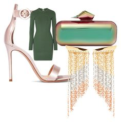 """I'm ready!"" by fifinstyle on Polyvore featuring Gianvito Rossi, 3.1 Phillip Lim, Jimmy Choo and Lana"