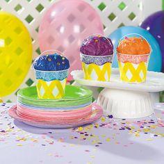 Ice Cream Pails Idea - OrientalTrading.com