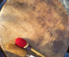 Drumming is an excellent way to clear energies and create sacred connection to Mother Earth. The sound of the drum is healing and transforming!