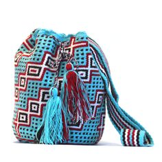 Crochet Mochila Bag, alleen een voorbeeld geen patroon. Just a picture, no pattern