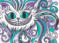 *CHESHIRE CAT ~ Alice in Wonderland