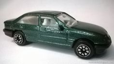 Minicarsbr: Opel Omega - Welly 1:64
