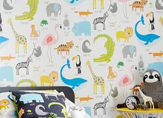 My favorite Animals | Wallpaper from the 70s