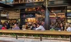 The gateway to the Costa del Sol has added to its charms as a destination in its own right with the opening of a gourmet food market
