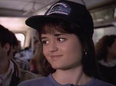 winnie cooper! He her hat is stellar