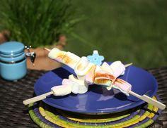 Gegrillte Marshmallows - Rezept - ichkoche.at