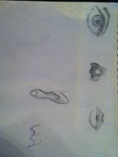 eyes,noise,lips,ear practice . Caricature, Self, Caricatures, Caricature Drawing
