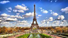 Eiffel Tower - Paris - 1887 - Victorian.
