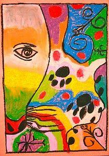 Art Elements/Oil Pastel