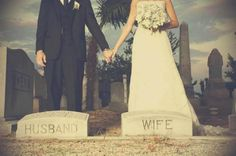 "Funeral homes and cemeteries are catching on to the new wedding trend, using their chapels and grounds for other special occasions like saying ""I do."" We have all the details of this new cemetery wedding trend for you to decide – creepy or cool?"